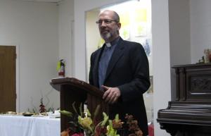 Fr. Peter Bisson, S.J.