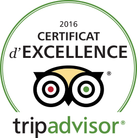 TripAdvisor_Certificate of Excellence_fr